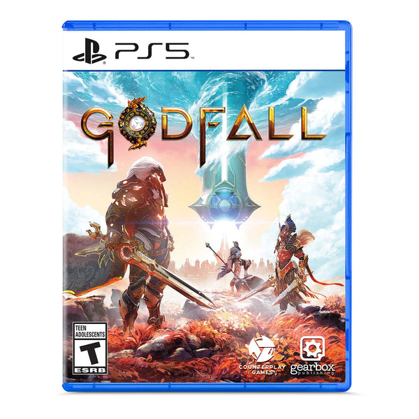 Godfall - PlayStation 5 Game adea video games