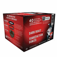 Goodhost Dark Roast Coffee, 40 Pods