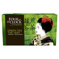 Green Tea Chest Organic