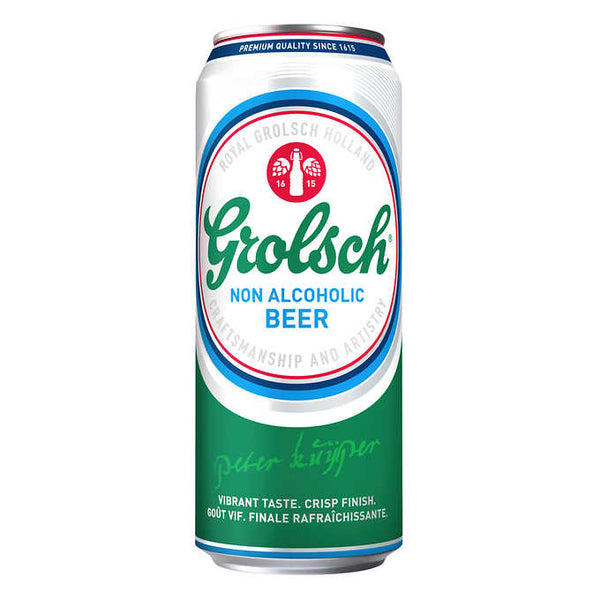 Grolsch Non-alcoholic Beer 500 mL