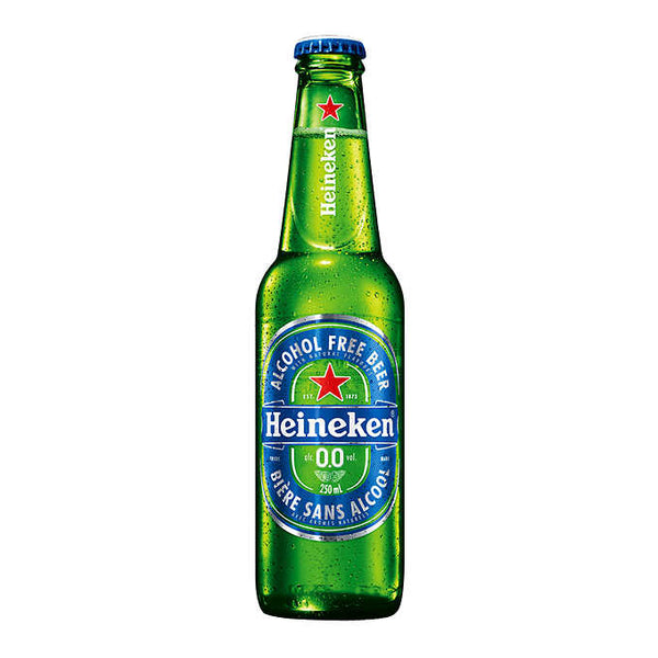 Heineken 0% Alcohol-free Beer 250 mL