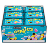 Hershey's Eggies Chocolate Eggs 36-count 42 g per Bag