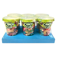 Huer Candy Cup Sour Gummies 6 × 165 g