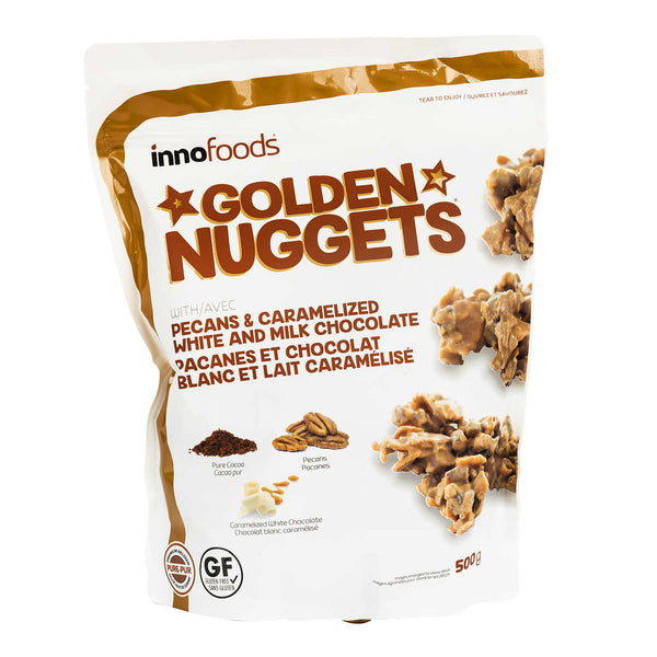 Inno Foods Golden Nuggets 500 g adea fruits and nuts