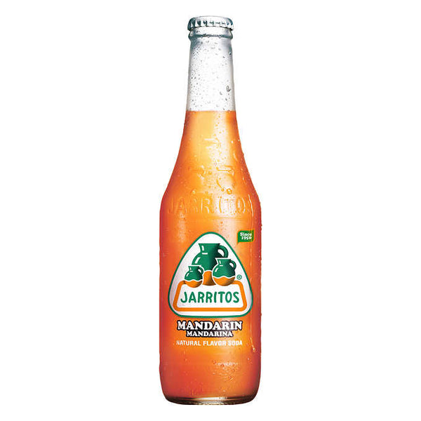 Jarritos Mandarin Soda 370 mL adea coffee
