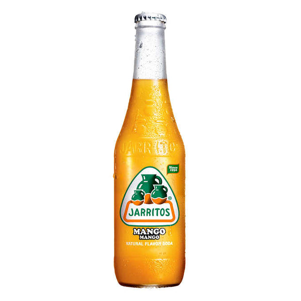 Jarritos Mango Soda 370 mL