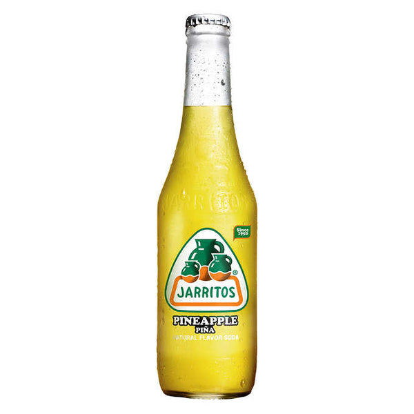 Jarritos Pineapple Soda 370 mL adea coffee