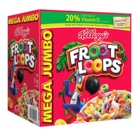 Kellogg's Froot Loops, 1.1 kg adea breakfast