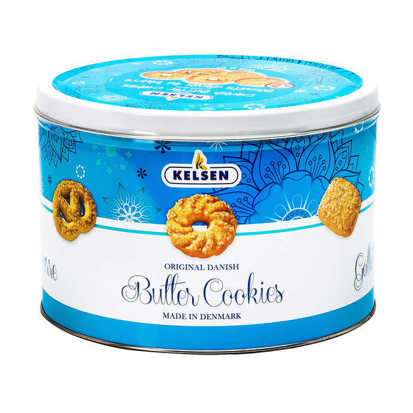 Kelsen Original Danish Butter Cookies, 908 g adea coffee