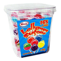Kerr's Lollypops Variety Pack Pack of 165