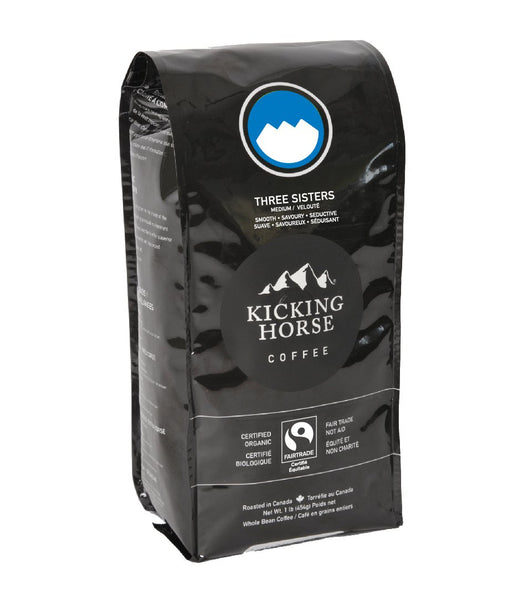 Kicking Horse Coffee, Three Sisters 1lb Medium Roast