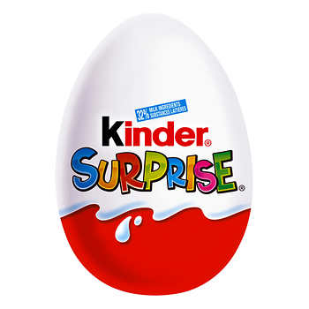 Kinder Surprise Chocolate Eggs 24 × 20 g