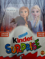 Kinder Surprise Limited Edition Frozen 2 Chocolate Eggs 24 x 20 g