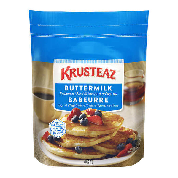 Krusteaz Buttermilk Pancake Mix 4.53 kg adea coffee