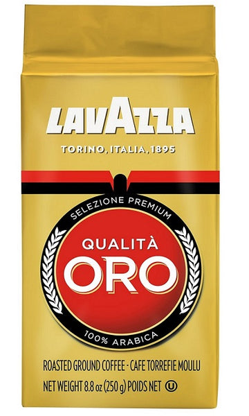Lavazza Qualita Oro Ground Coffee 250 g
