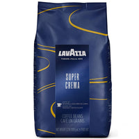 Lavazza Super Crema Whole Bean Coffee espresso adea