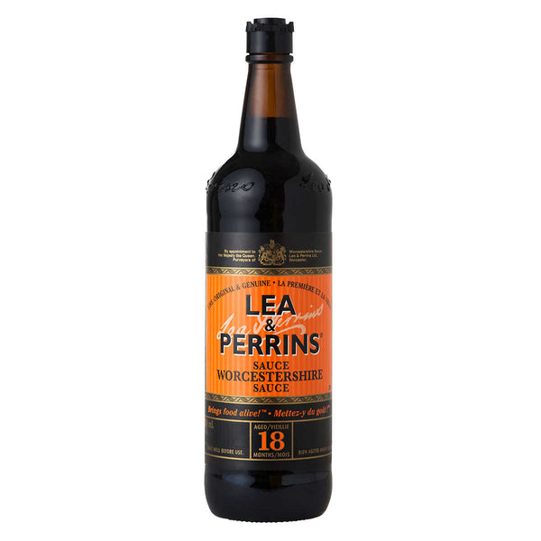 Lea & Perrins Worcestershire Sauce 568 mL ADEA