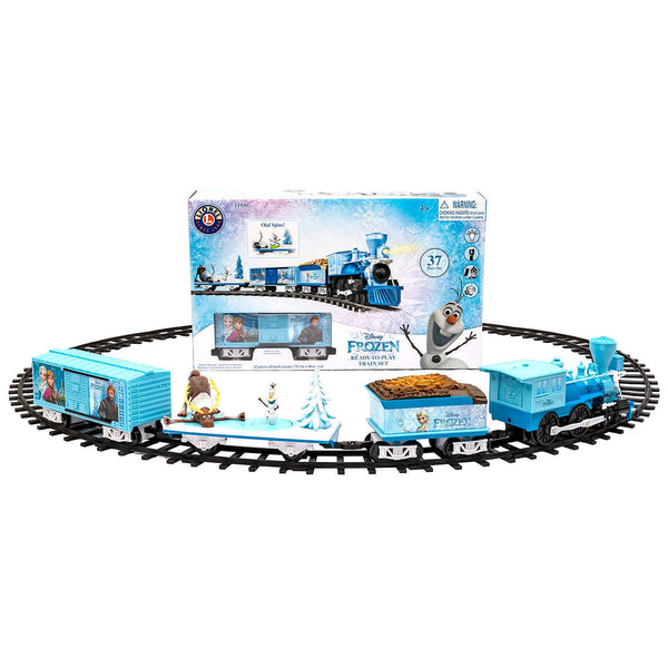 Lionel Disney Frozen Express Christmas Train Set ADEA