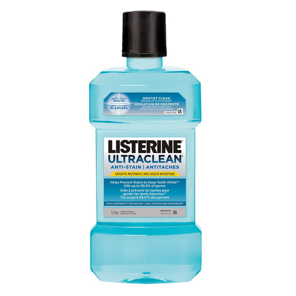 Listerine Ultraclean 1.5 L