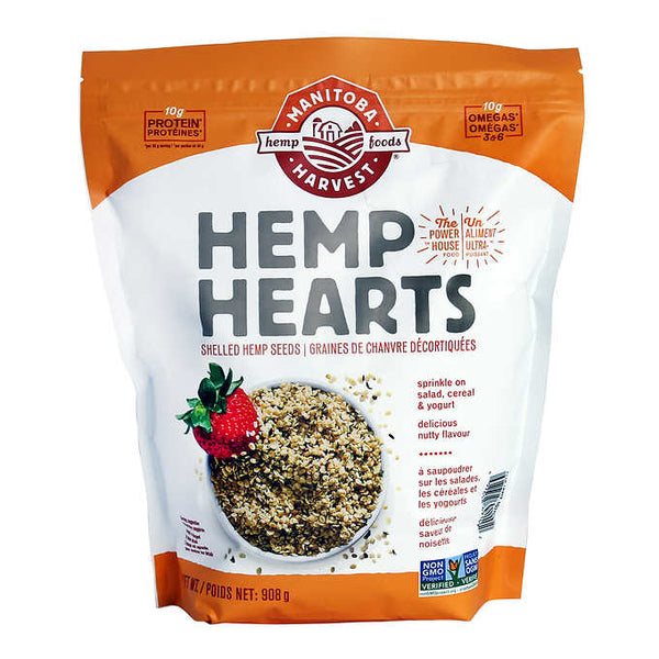 Manitoba Harvest Hemp Hearts 908 g