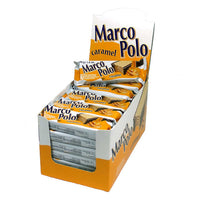 Marco Polo Caramel Wafer Bars 30 × 40 g