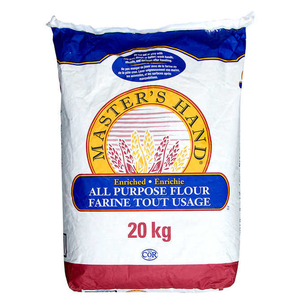 Master's Hand Enriched All Purpose Flour