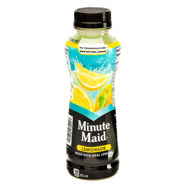 Minute Maid Lemonade 355 mL