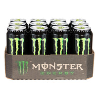 Monster Energy Drink, 12 x 473 mL