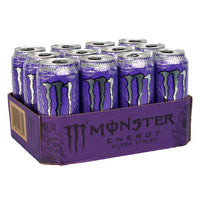 Monster Ultra Violet Energy Drink 473 mL each