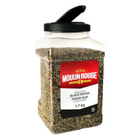 Moulin Rouge Cracked Black Pepper 1.7 kg