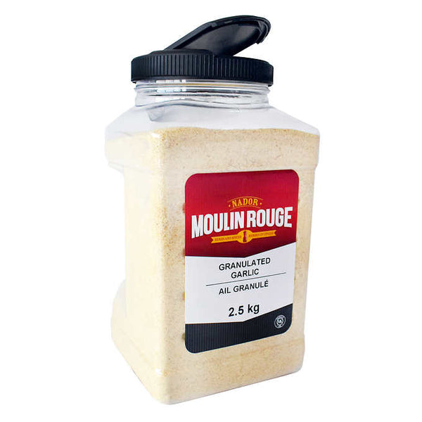 Moulin Rouge Granulated Garlic 2.5 kg