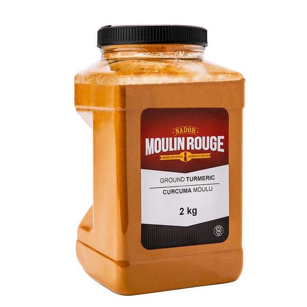 Moulin Rouge Ground Turmeric 2 kg
