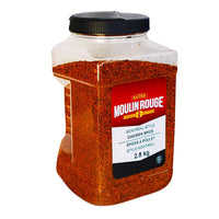 Moulin Rouge Montreal Style Chicken Spice 2.8 kg