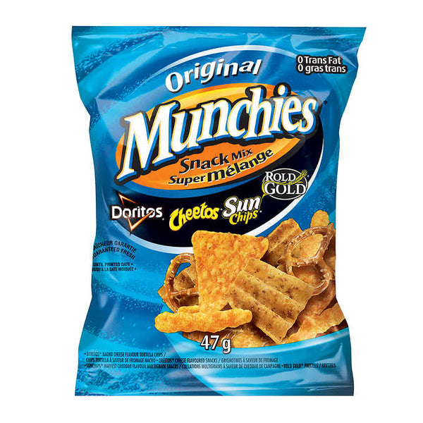 Munchies Original Snack Mix 47 g
