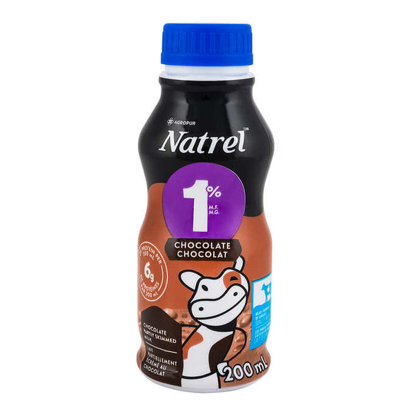 Natrel Chocolate Milk 200 mL