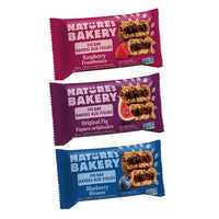 Nature's Bakery Fig Bars Variety Pack 56.7 g