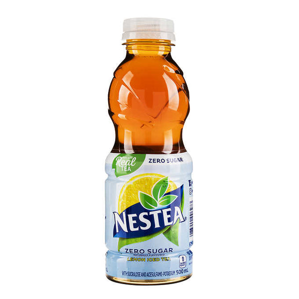Nestea Zero Sugar Iced Tea 500 mL adea coffee