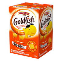 Pepperidge Farm Goldfish Crackers 1.64 kg adea coffee