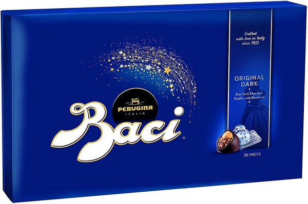 Baci Gift Box Dark Italian Chocolates 350 g, 28 pieces adea gifts