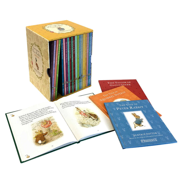 Peter Rabbit 23-book Box Set