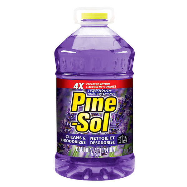 Pine-Sol Multi-surface Cleaner and Disinfectant 5.18 L