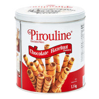 Pirouline Chocolate Hazelnut Rolled Wafers, 1.1 kg