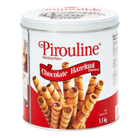 Pirouline Chocolate Hazelnut Rolled Wafers 1.1 kg