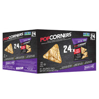 PopCorners Sweet and Salty Kettle Corn Chips 24 x 28 g
