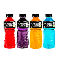 Powerade ION4 Sports Drink Variety Pack 24 × 591 mL