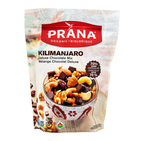 Prana Kilimanjaro Deluxe Chocolate Mix 681 g