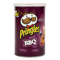 Pringles BBQ Potato Chips 68 g adea coffee