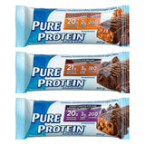 Pure Protein Bars Variety Pack 18 × 50 g adea coffee