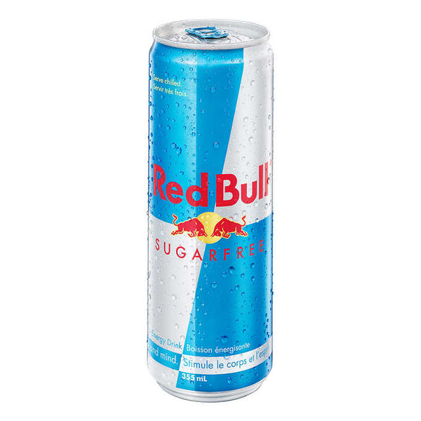 Red Bull Sugar-free Energy Drink 355 mL
