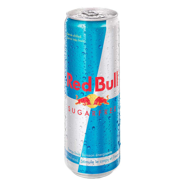 Red Bull Sugar-free Energy Drink 473 mL